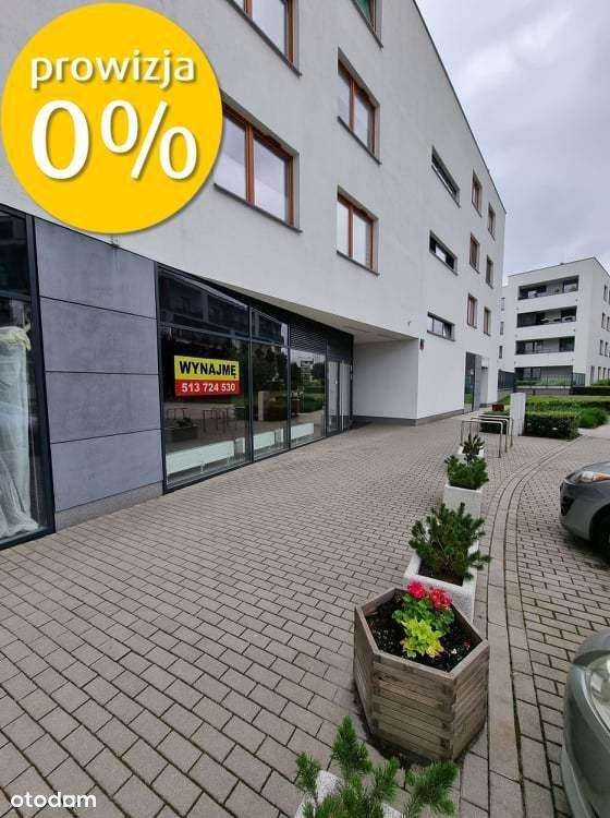 Nowy Lokal usługowy 101 m2 Osiedle Wilno Skwer
