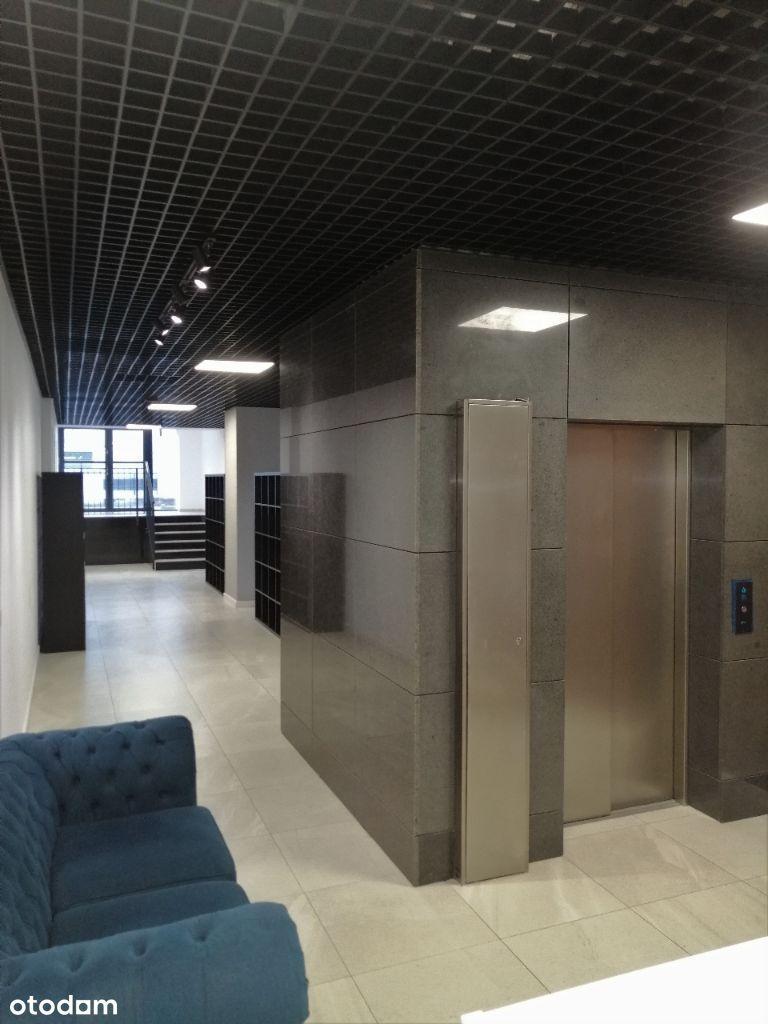 Biuro z widokiem na Wisłę