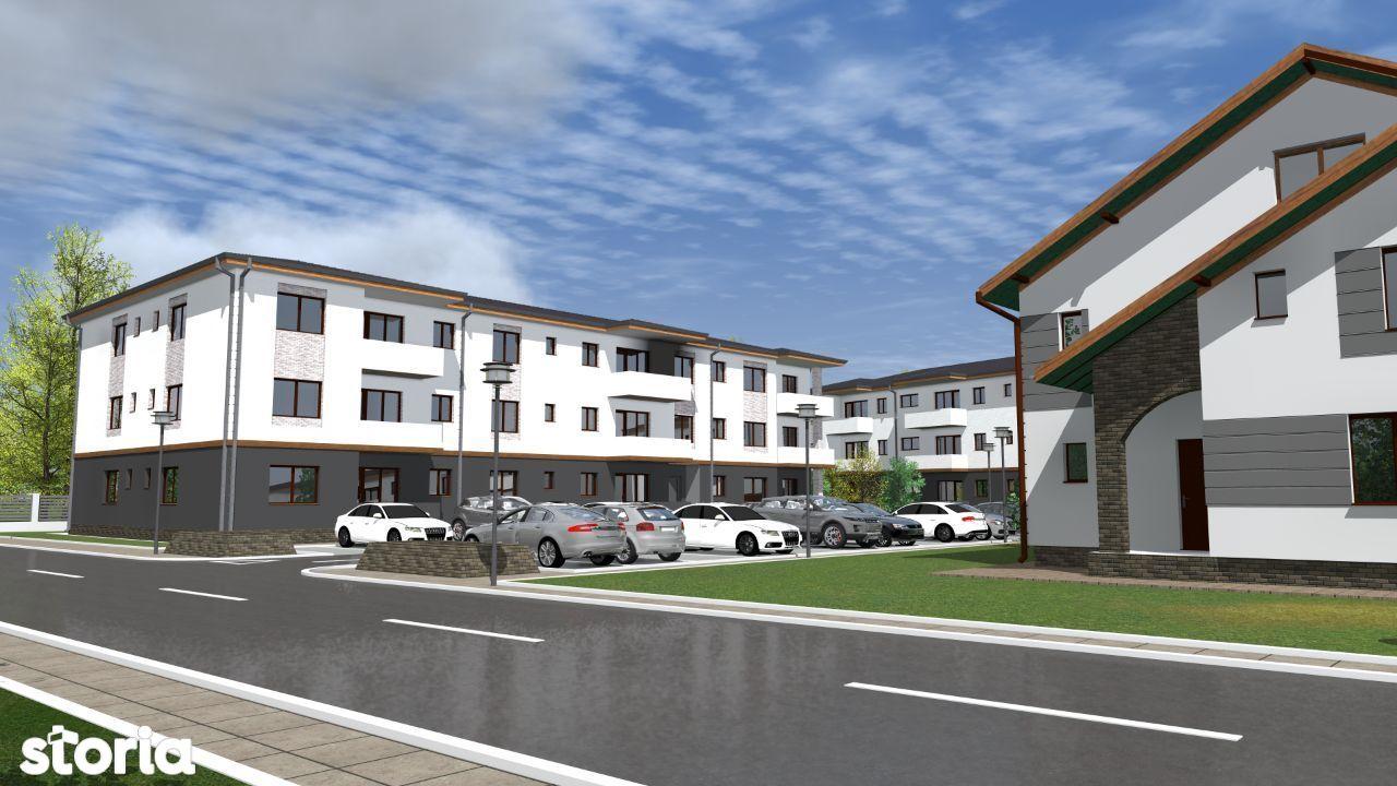 Apartamente 3 camere in complex Trivale Park