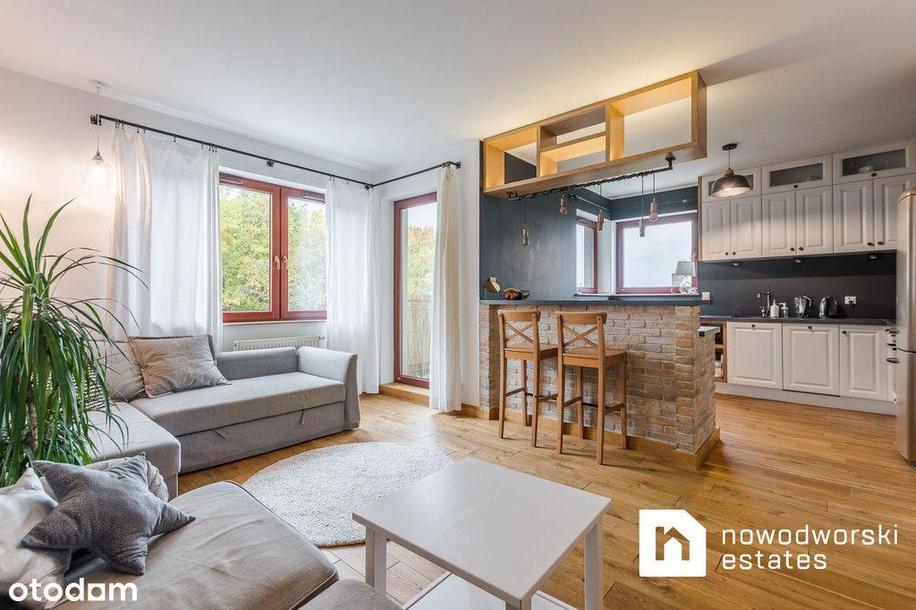 Piękny apartament na wynajem w otoczeniu zieleni
