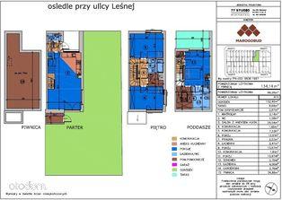99 m2 nowy dom z zabudowie szeregowej