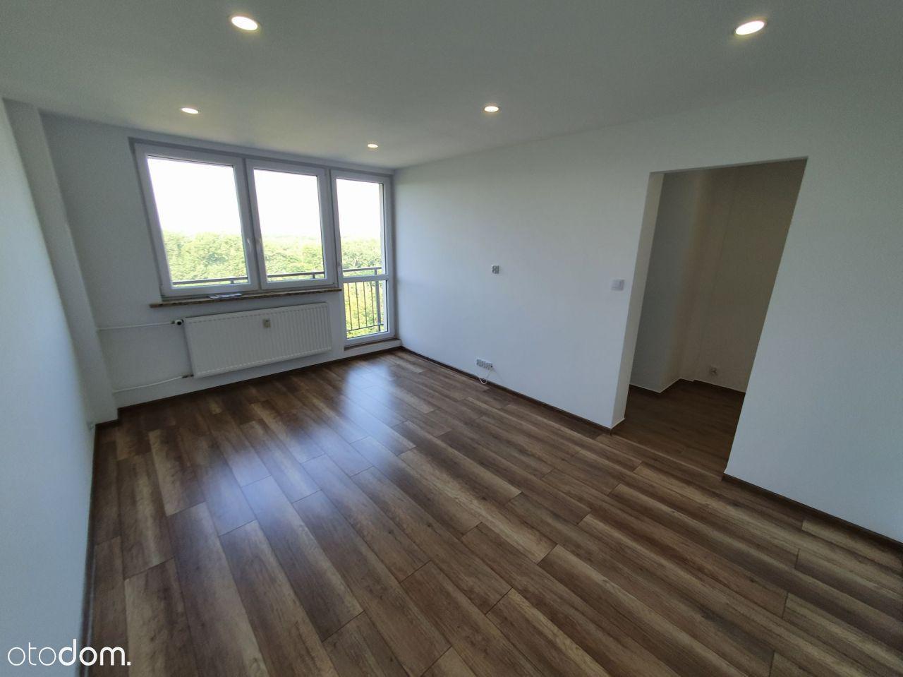 Świeżo wyremontowane 2 pokoje z Co, balkonem,windą