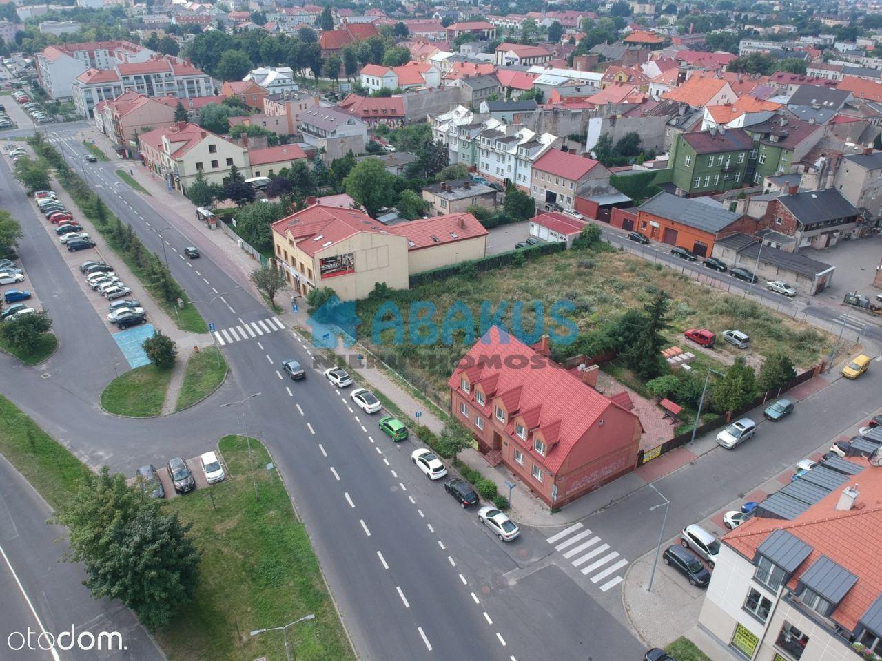 Budynek mieszkalno-usługowy Konin ul. Grunwaldzka