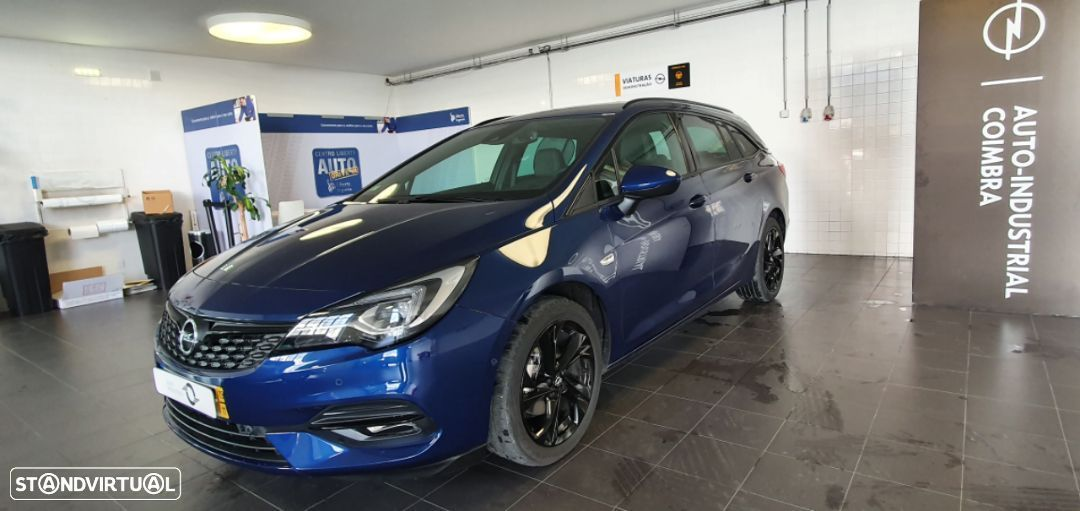 Opel Astra Sports Tourer 1.5 D Ultimate S/S - 1