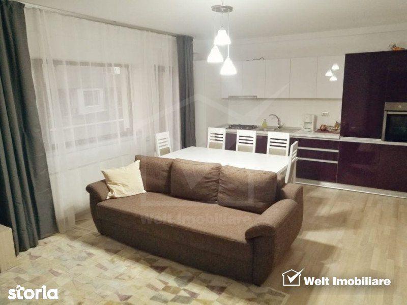 Apartament 2 camere 64mp + 16mp terasa, parcare, Andrei Muresanu
