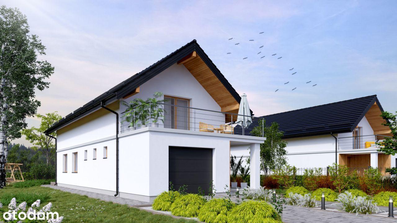 Dom wolnostojący w Inwestycji Happy Homes 2B