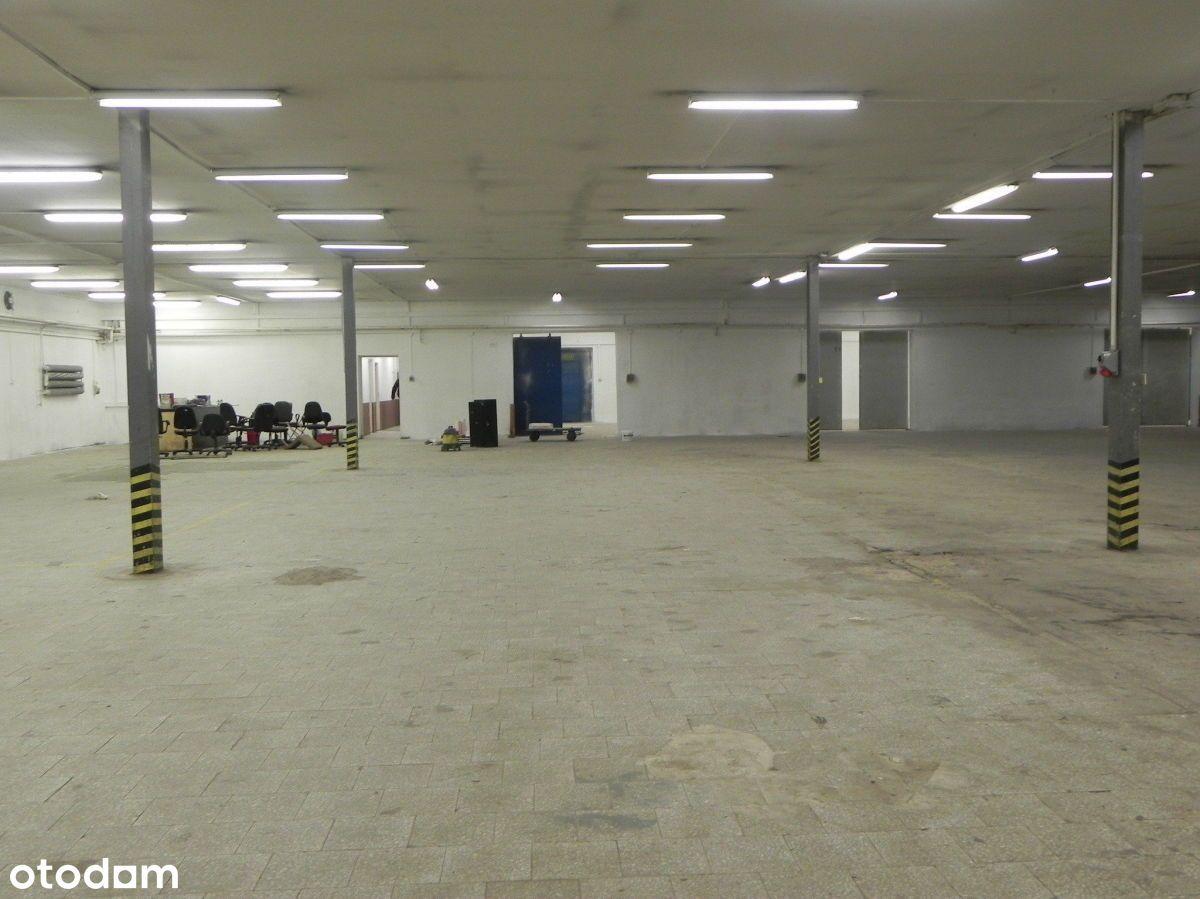 Hala/Magazyn, 3 100 m², Katowice