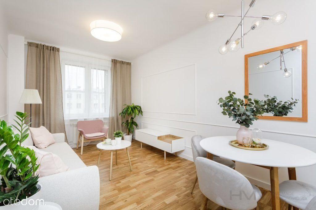 Słoneczne mieszkanie 2 pokojowe z balkonem