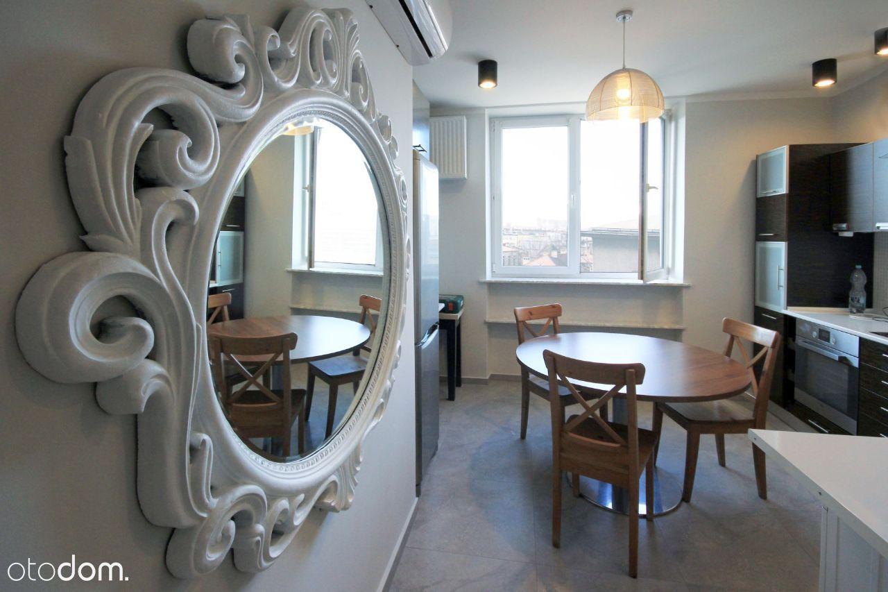 Jasne mieszkanie -3 pokoje + kuchnia - Rzeźnicza