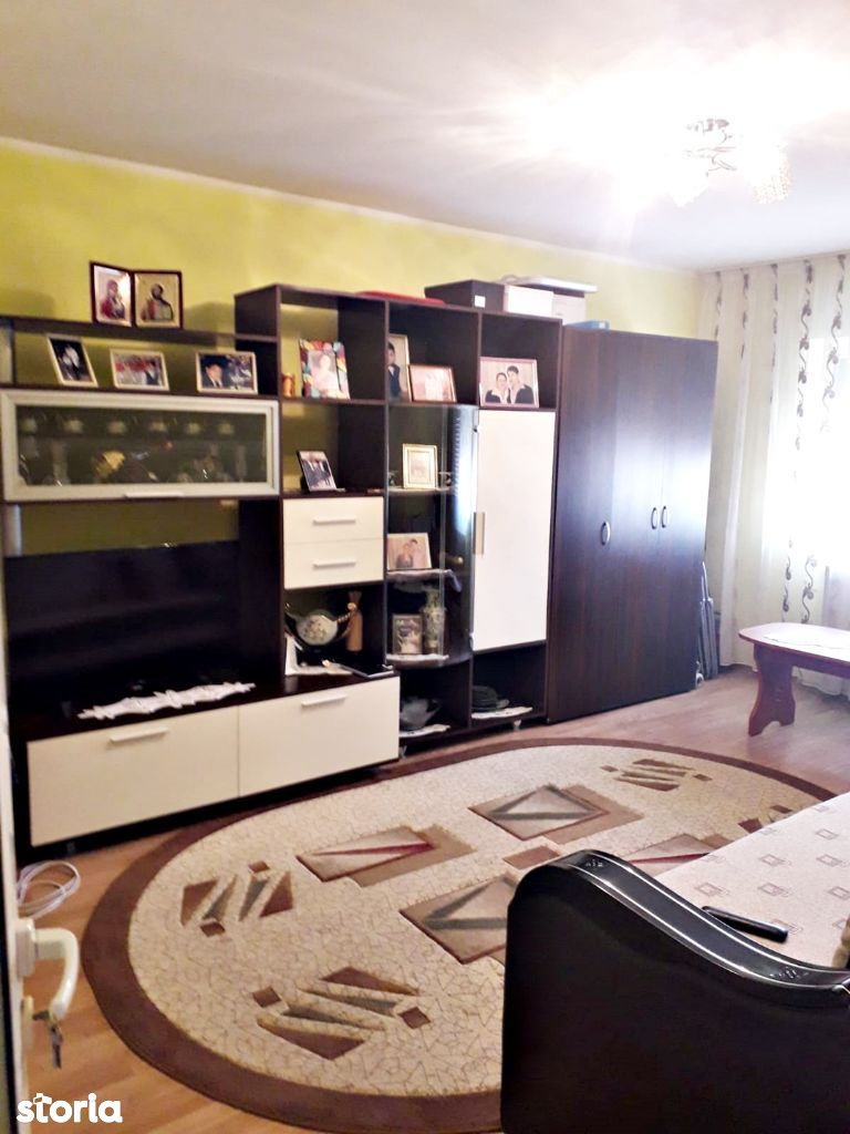 Apartament 3 camere IC Frimu,mobilat, centrala termica