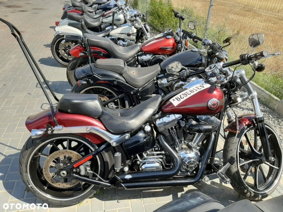 Harley-Davidson FXSB Breakout FXSB Breakout z ABS 103 cale wydech Vance and Hines - 16