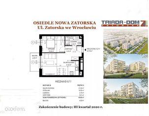 Zielony Zakrzów - 2 pok. 41m2 - gotowe w tym roku!
