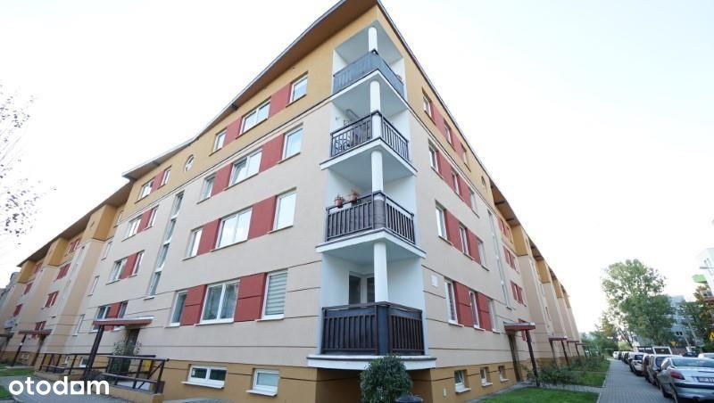 Dwa pokoje, balkon, I piętro!Miejsce postojowe