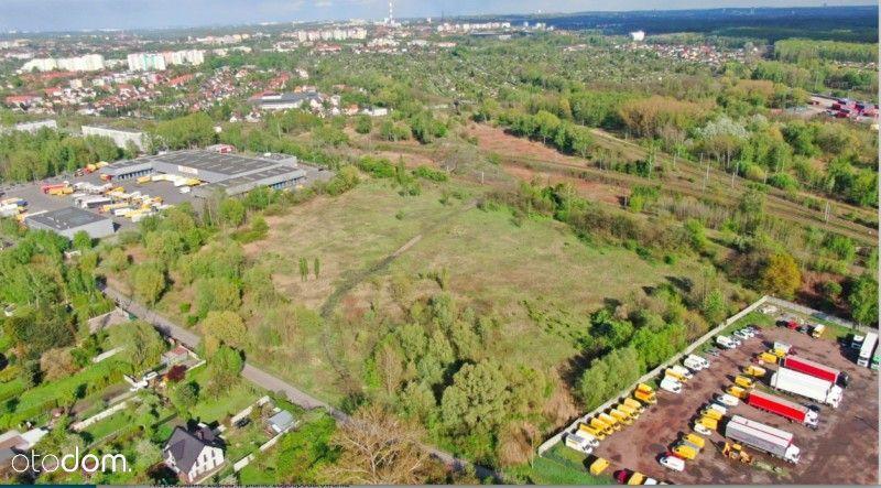 Działka inwestycyjna 4,2462 ha