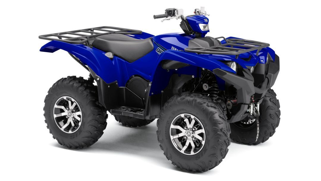 Yamaha Grizzly 700 z homologacją model 2019 4x4 - 1
