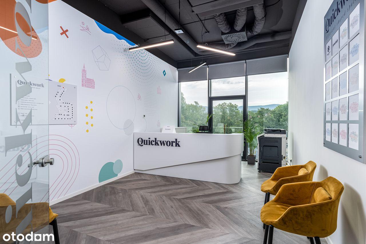 Cavatina Hall | Quickwork - biuro serwisowane