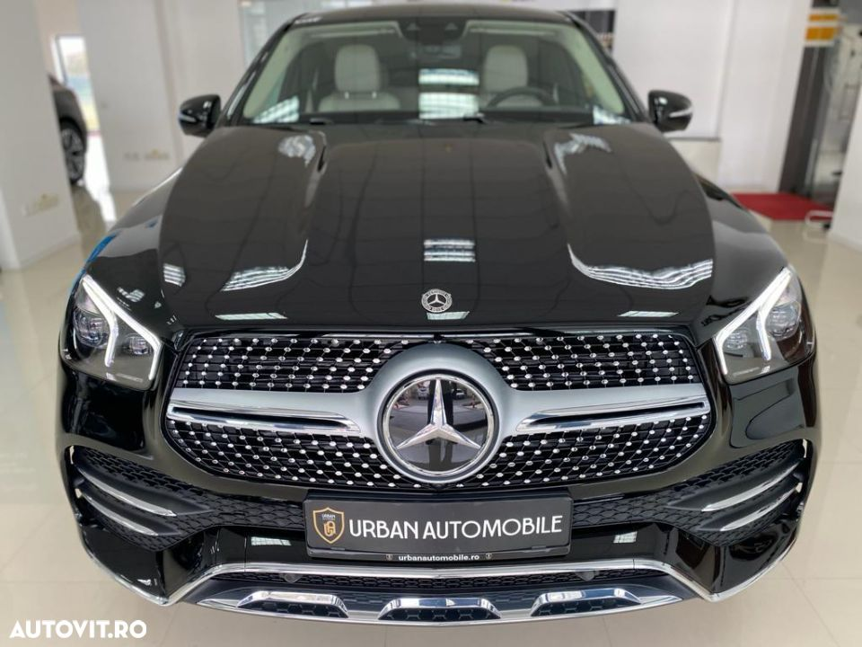 Mercedes-Benz GLE Coupe 400 - 20