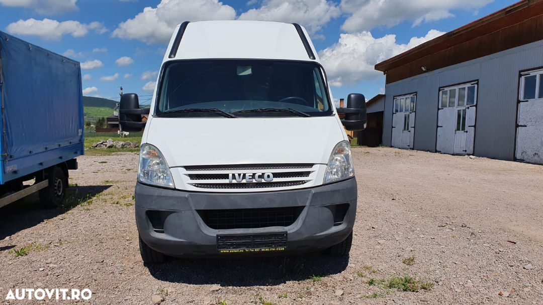 Iveco Daily 35S14 2.3 HPT - 5