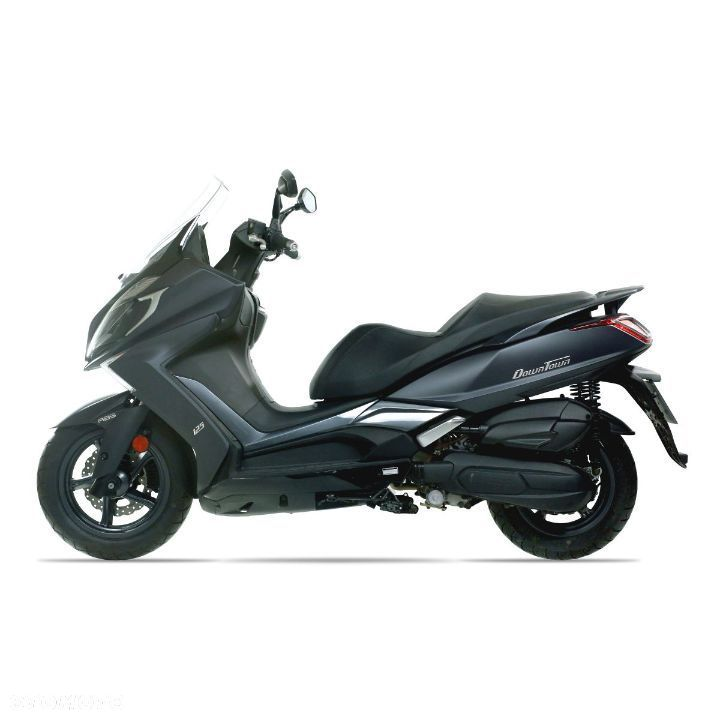 Kymco Downtown Skuter Kymco New Downtown 125i 2020 4T Transport od 0zł Raty 0% Ruda - 1
