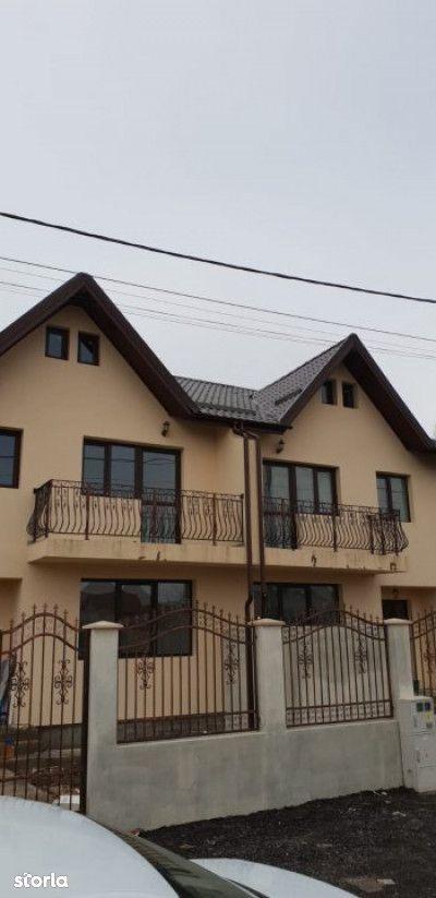 Duplex in Magurele, constructie 2021