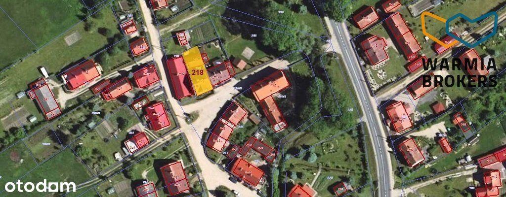 Działka, 300 m², Biesowo
