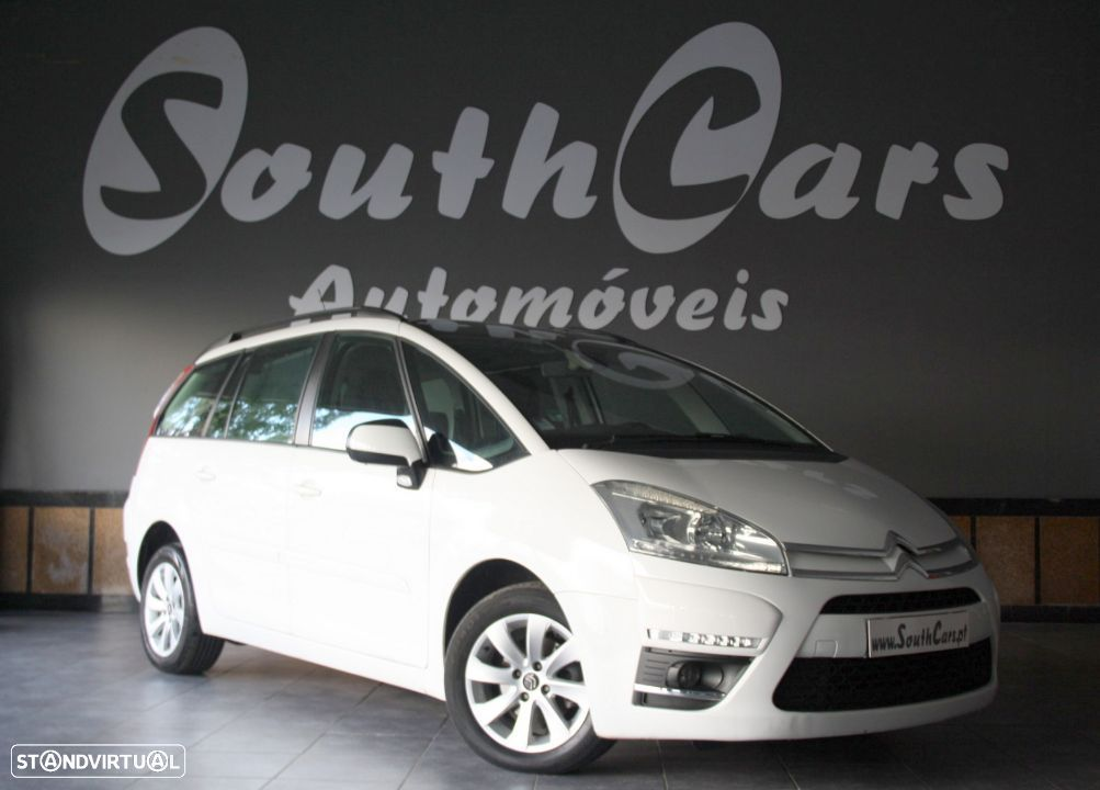 Citroën C4 Grand Picasso 1.6 e-HDi Exclusive CMP6 - 1