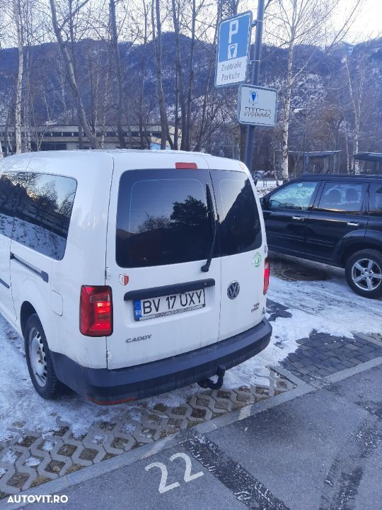 Volkswagen Caddy 2.0 - 7