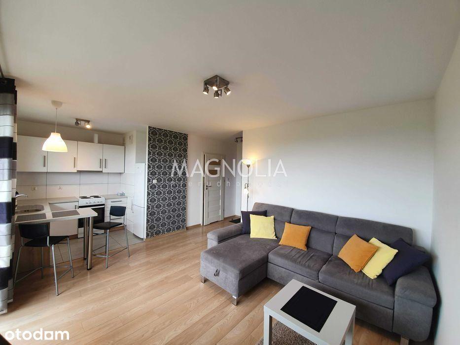 Mieszkanie 31m2- balkon, garderoba, piwnica, winda