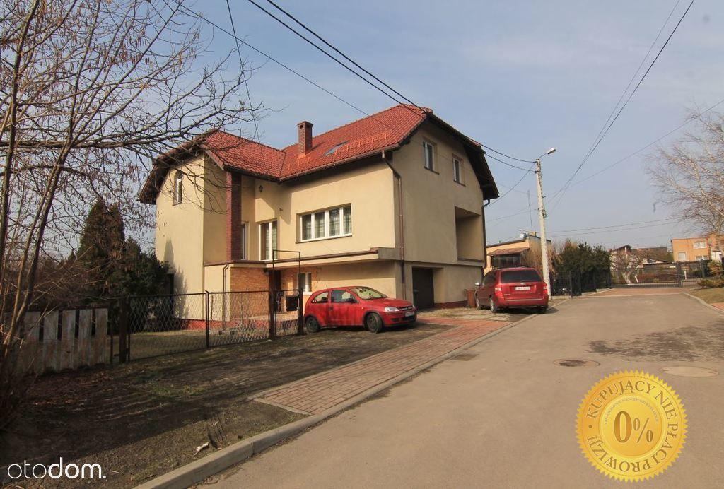 Solidny Dom dla 2 Rodzin blisko Centrum, Szkoła...