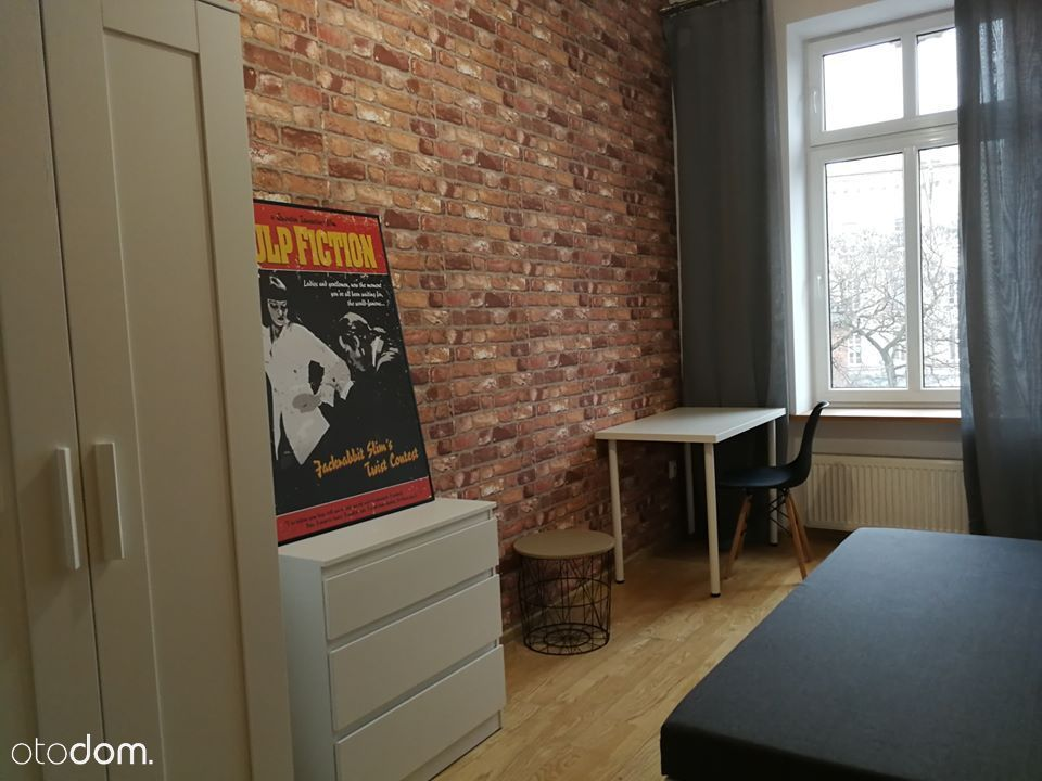 Ładny pokój 900m do rynku, wolny od zaraz