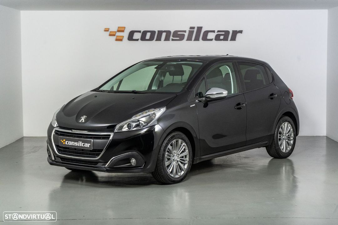 Peugeot 208 1.6HDI Style Connect Navi 5p - 1