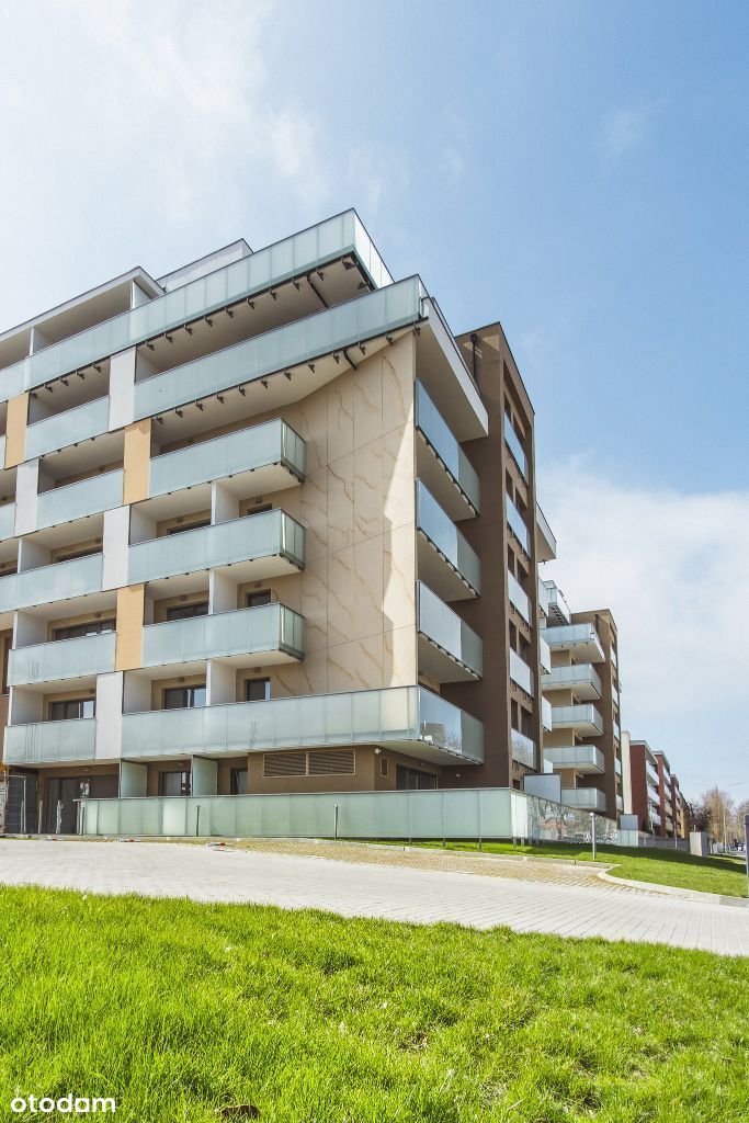 ETAP B Apartemty KASPROWICZA Kołobrzeg