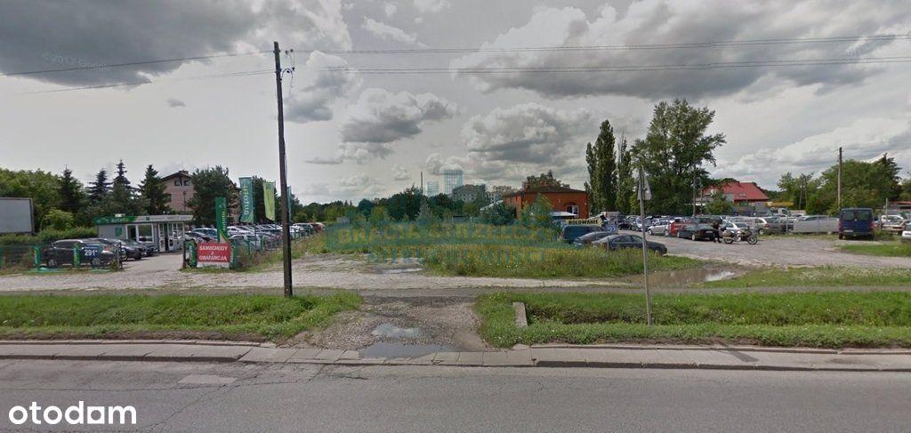 Działka przy ul. Modlińskiej