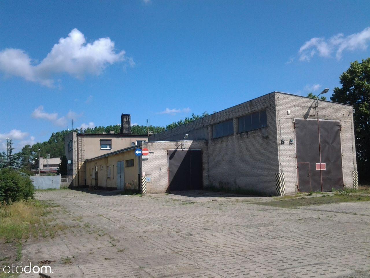 Nieruchomość położona w miejscowości Krążkowy