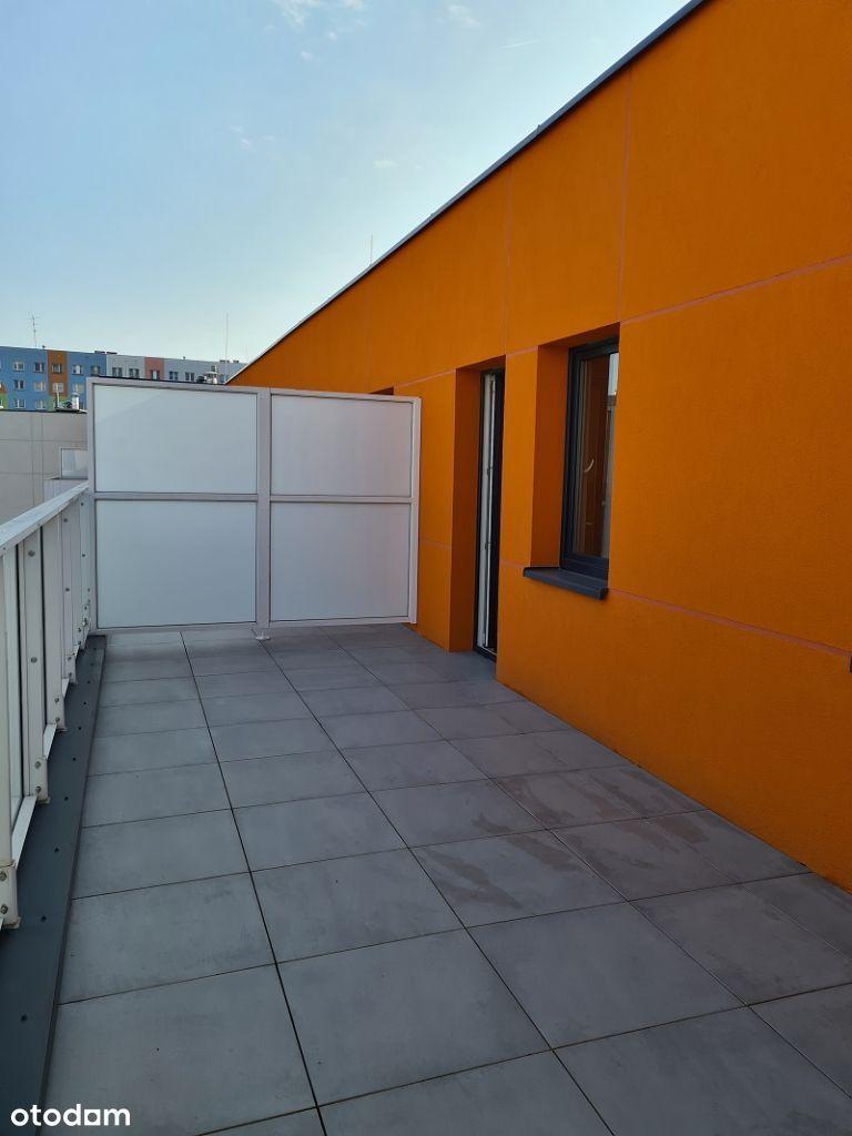 Apartament z klimatyzacją i wielkim tarasem