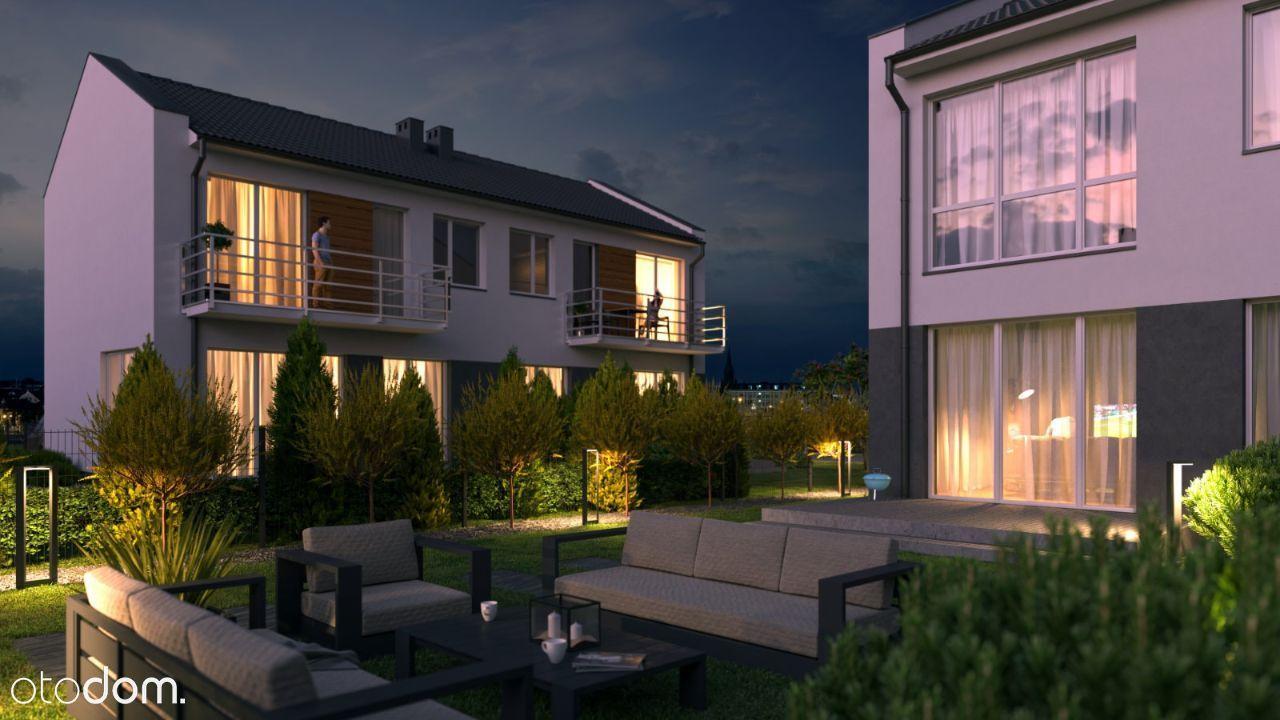 Invest Complex NOWY PLESZEW 76.2m2 ogród+poddasze