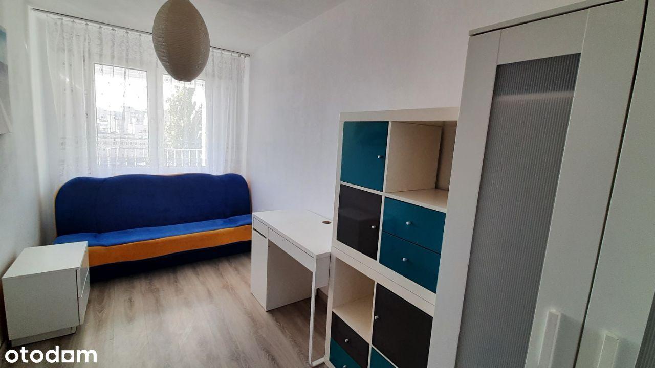 Śródmieście Daszyńskiego budżetowe 3 pokoje balkon
