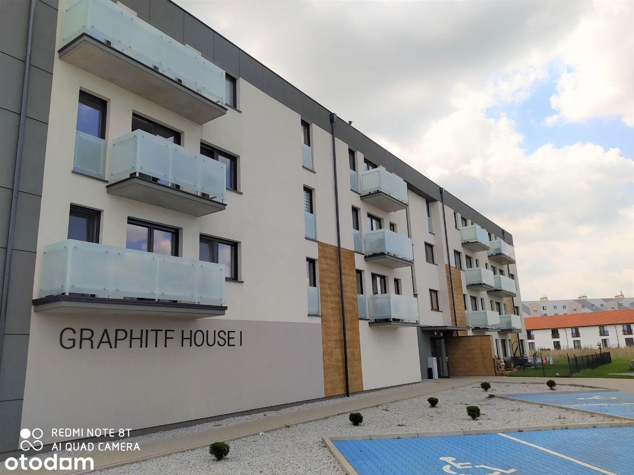 Nowe wykończone mieszkanie 3pok 63m2+piwnica