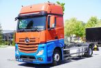 Mercedes-Benz ACTROS 1842, E6, 4x2, chassis 7m, BDF, GigaSpace - 1