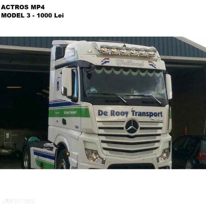 Bullbar Mercedes Actros Mp4 - 3