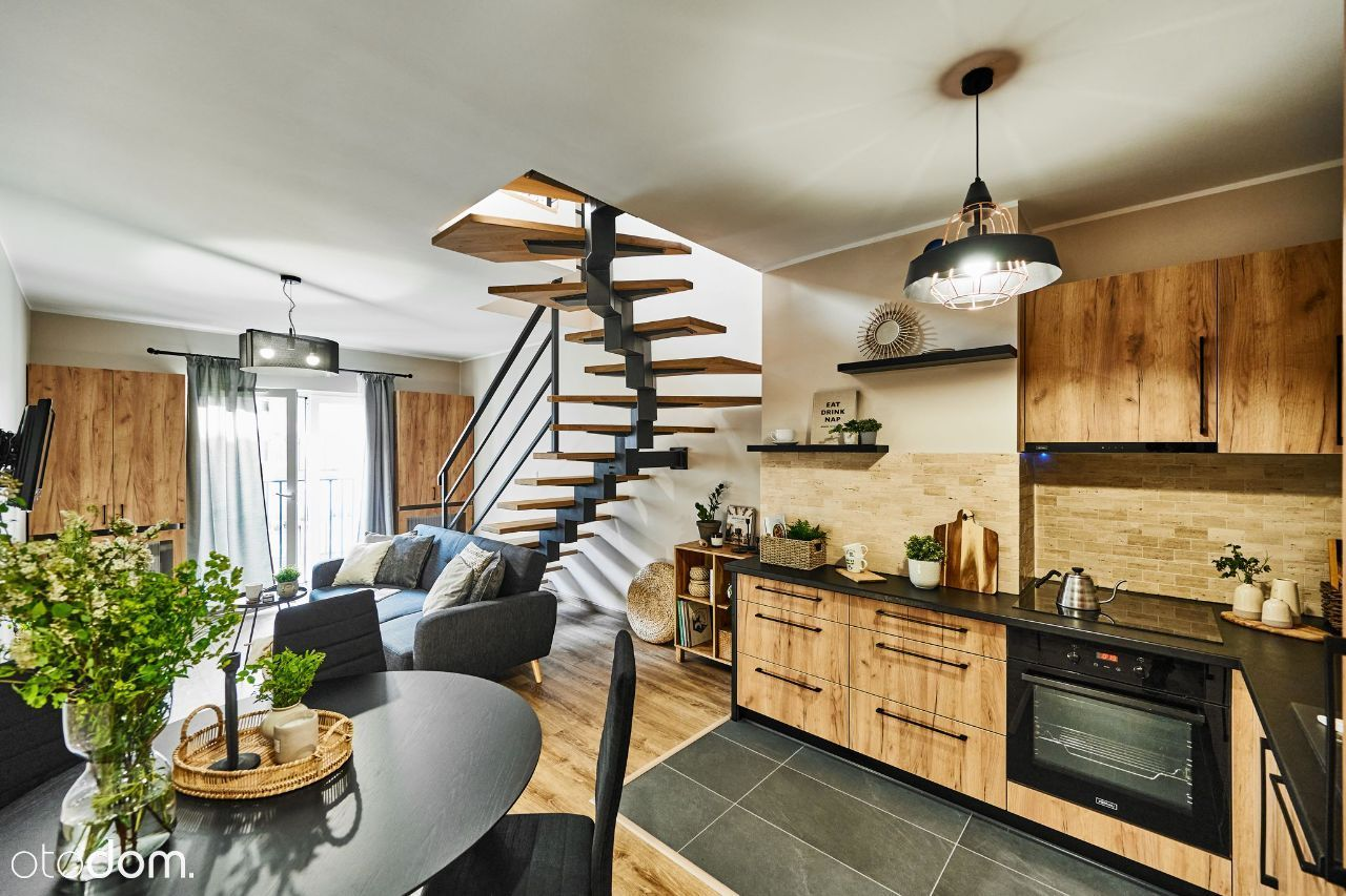 Bonarka, balkon, taras, strefa home office