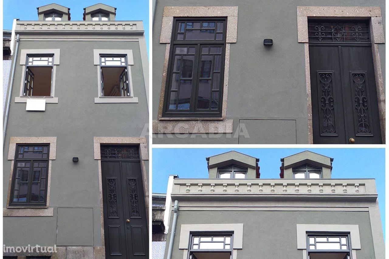 Prédio Moderno em Zona Histórica da Cidade de Braga