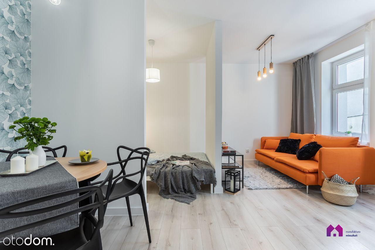 Kawalerka z częścią sypialnianą| Głogowska| 29 m2|