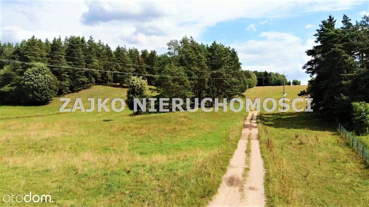 Atrakcyjny grunt pod inwestycję w Jeleniewie