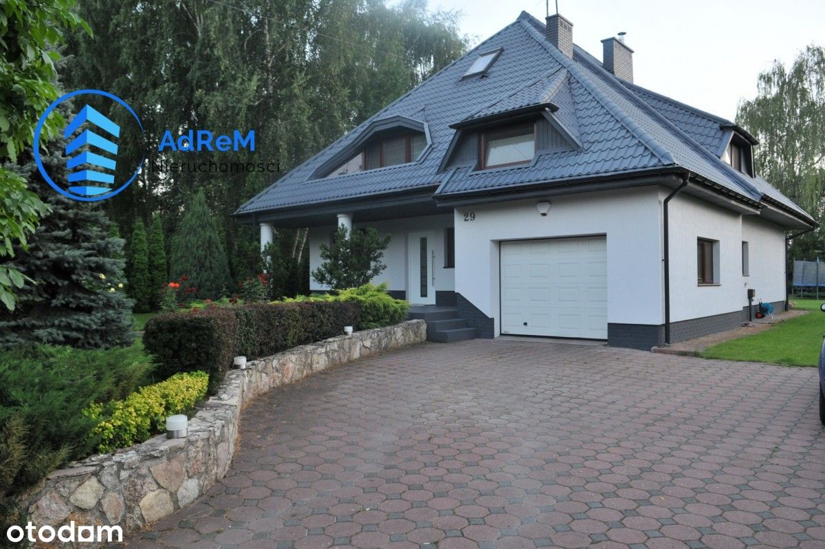 Dom dla konesera w Piasecznie