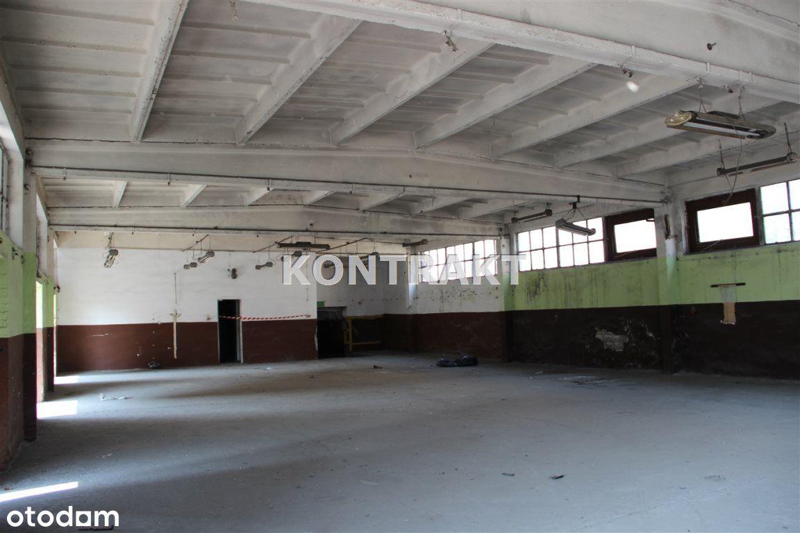 Zakład produkcyjny w Brzezince koło Oświęcimia