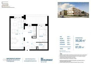 Mieszkanie 50,30 m2 - 2 pok. Zgorzelec