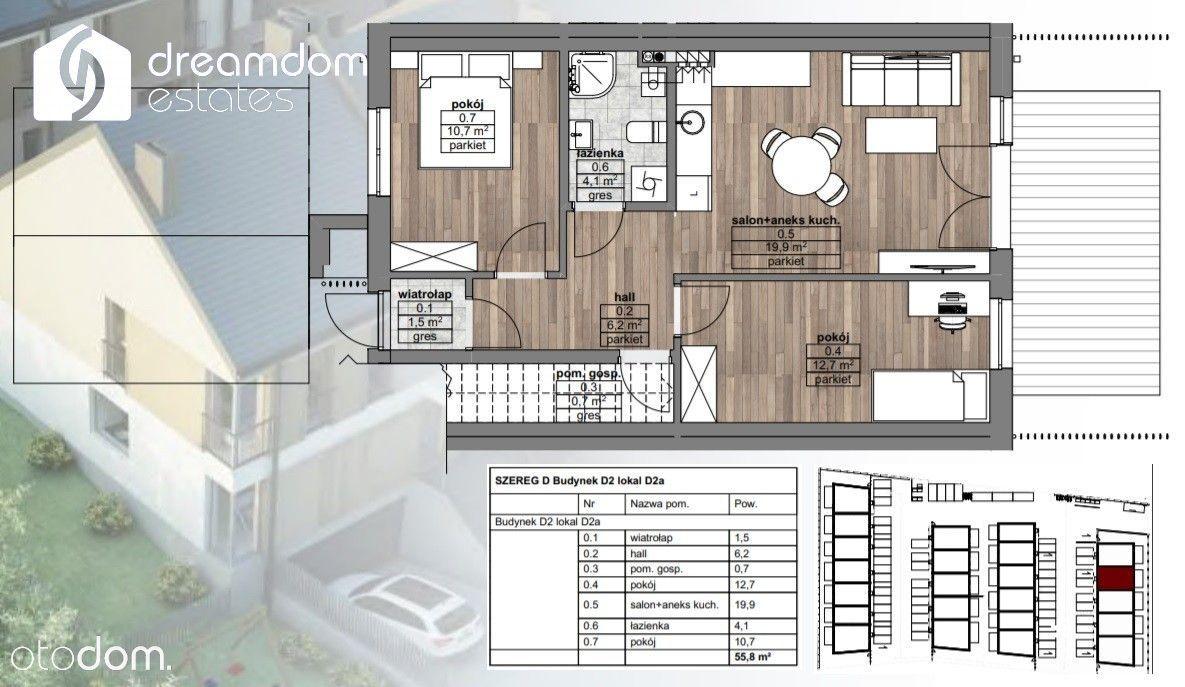 Bezczynszowe mieszkanie z ogrodem *4900zł/m2*