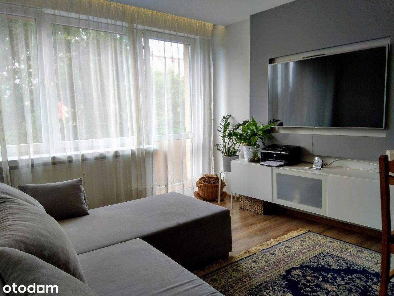 Mazowiecka 4 pokoje z balkonem bezpośrednio