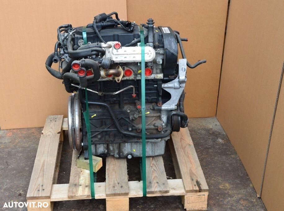 Motor Euro 4 VW Caddy 2.0 tdi AZV - 2